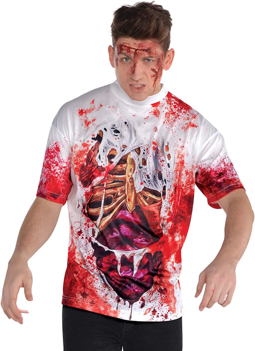 Horror Zombie T-Shirt - The Ultimate Balloon & Party Shop