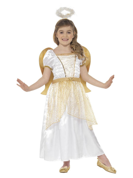 Child's Angel Princess Costume - The Ultimate Balloon & Party Shop