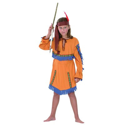 Indian Girl Children's Costume