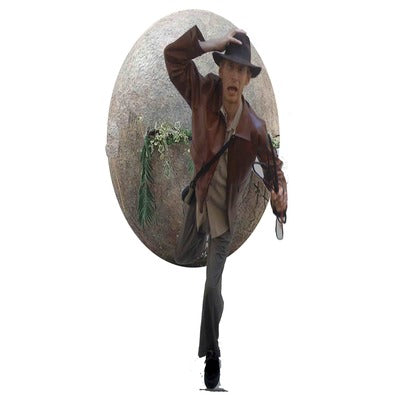 Indiana Jones Hire Costume - The Ultimate Balloon & Party Shop