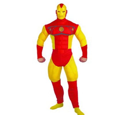 Iron Man from The Avengers Hire Costume - The Ultimate Party Shop