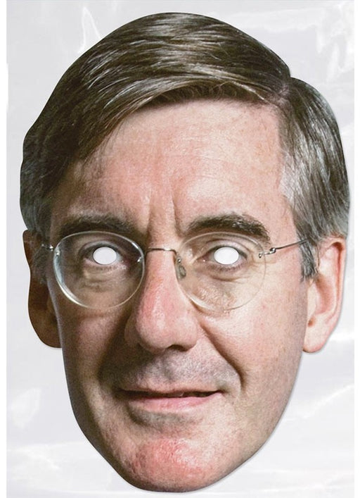 Jacob Rees Mogg Mask - The Ultimate Party Shop