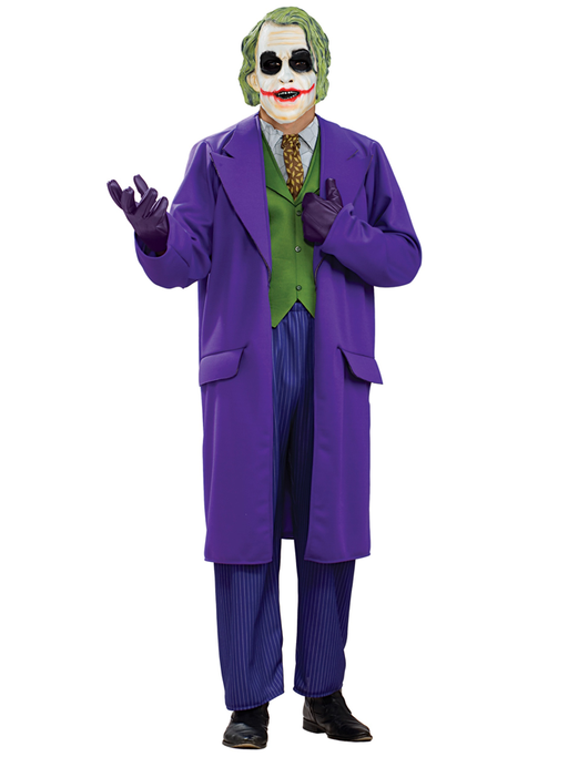 The Joker Hire Costume - The Ultimate Party Shop