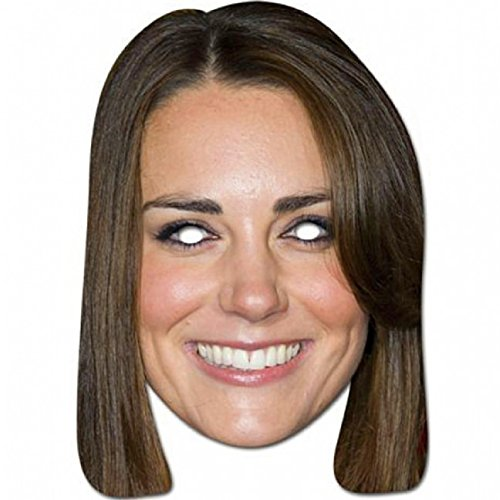 Kate Middleton Mask - The Ultimate Party Shop
