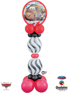 Disney's Cars Link-a-loon Pillar - The Ultimate Party Shop