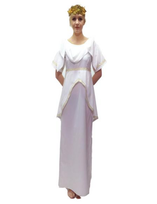 NEW Greek Goddess Female Hire Costume - The Ultimate Party Shop