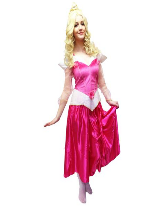 NEW Disney Sleeping Beauty (Original) Hire Costume - The Ultimate Balloon & Party Shop