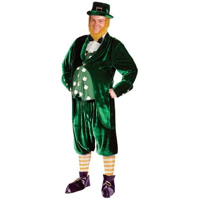 Ex Hire - Irish Leprechaun Man Costume - The Ultimate Party Shop