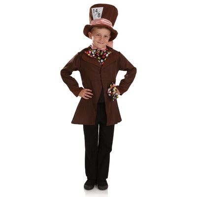 Little Hatter Children's Costume - The Ultimate Balloon & Party Shop