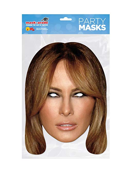 Melania Trump Mask - The Ultimate Balloon & Party Shop