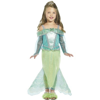 Mermaid Princess Children's Costume - The Ultimate Balloon & Party Shop