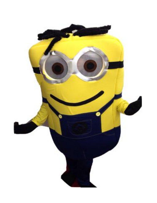 Minion Dave - 2 eyes Hire Costume