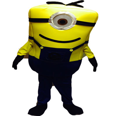 Minion Stuart - 1 eye Hire Costume