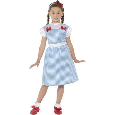 Dorothy Wizard of Oz Children's Costume - The Ultimate Party Shop