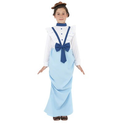 Posh Victorian Children's Costume - Horrible Histories - The Ultimate Party Shop