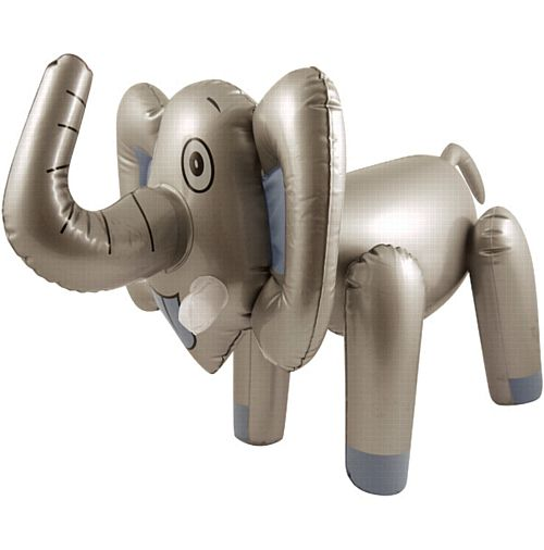 Inflatable Elephant - The Ultimate Party Shop