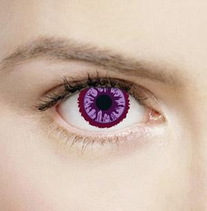 Purple Glaze Eye Accessories
