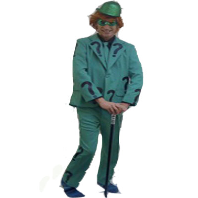 The Riddler Hire Costume
