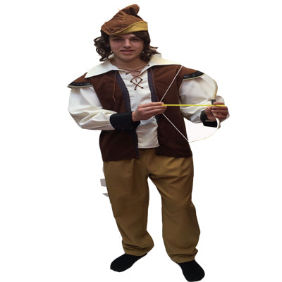 Robin Hood Hire Costume - The Ultimate Party Shop