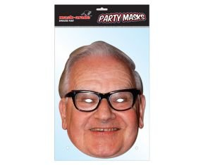 Ronnie Barker Mask - The Ultimate Party Shop