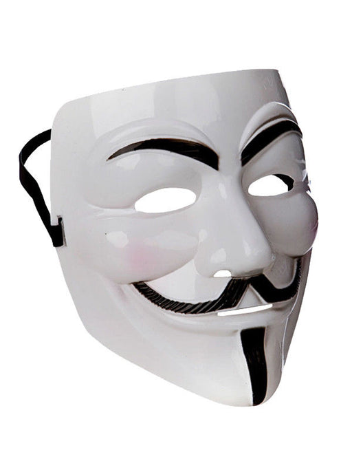 Anonymous Face Mask - The Ultimate Party Shop