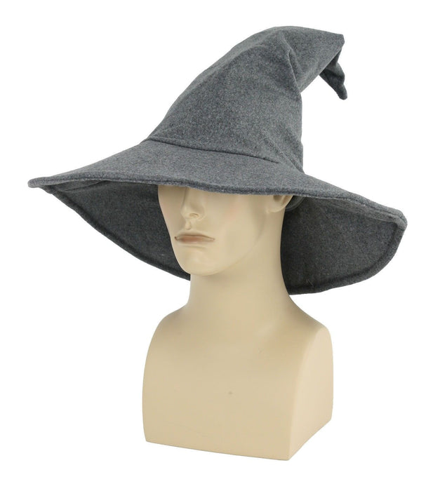 Grey Wizard Hat - The Ultimate Party Shop