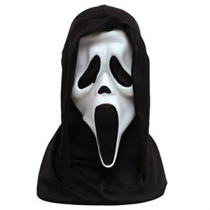 Scream Ghost Face Mask - The Ultimate Party Shop