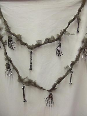 Creepy Bone Garland - The Ultimate Party Shop