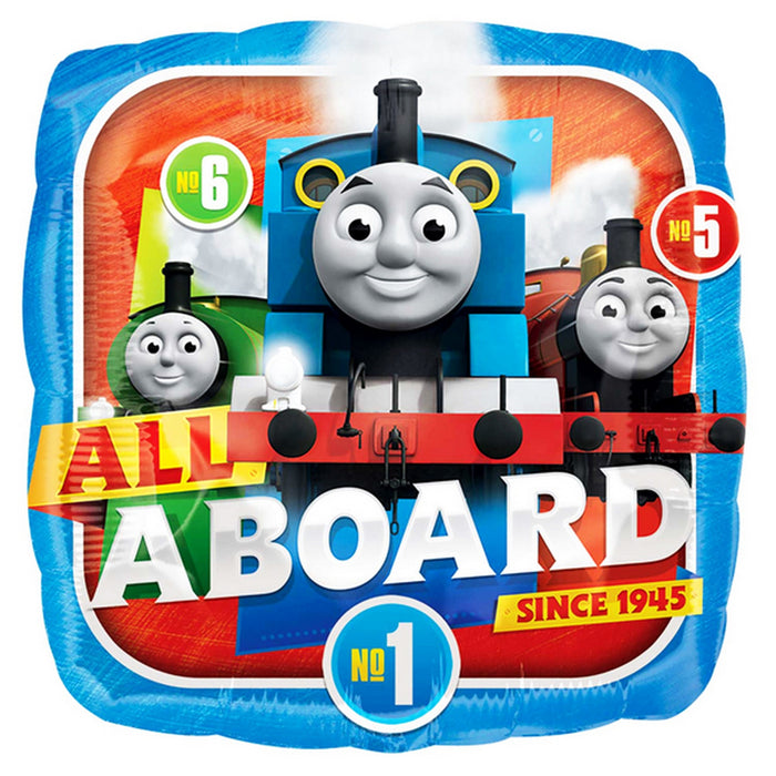 "18"" Foil Thomas and Friends Printed Balloon"