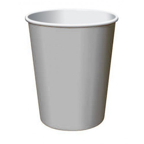 Paper Cups - Silver - The Ultimate Party Shop