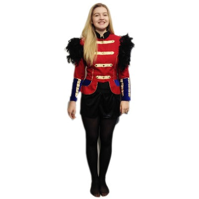 Ringmaster Hire Costume - The Ultimate Party Shop