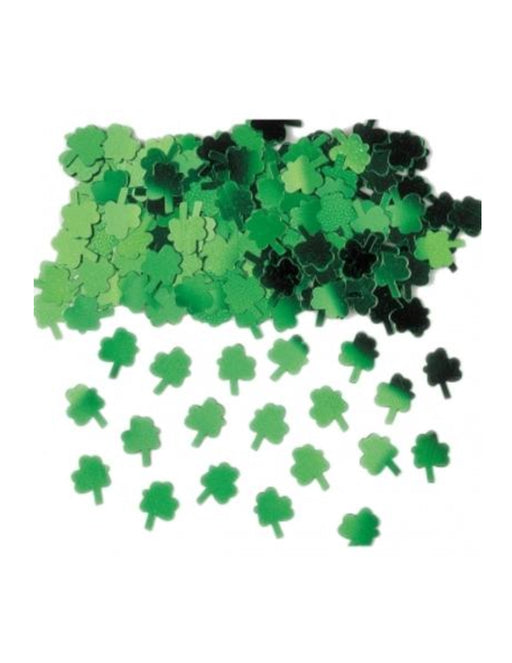 Shamrock Table Confetti - The Ultimate Party Shop