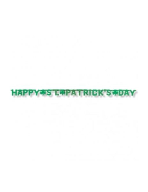 Happy St Patricks's Day Banner