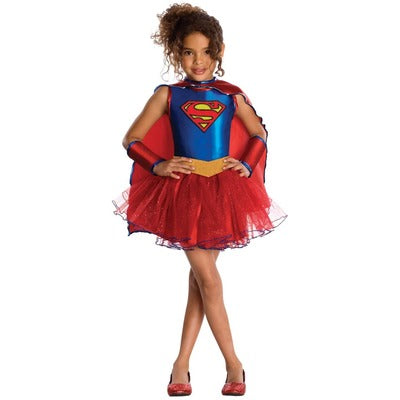 Supergirl Children's Costume - The Ultimate Balloon & Party Shop
