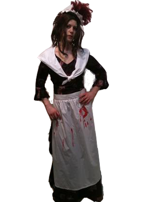 Mrs Lovett - Sweeney Todd Hire Costume