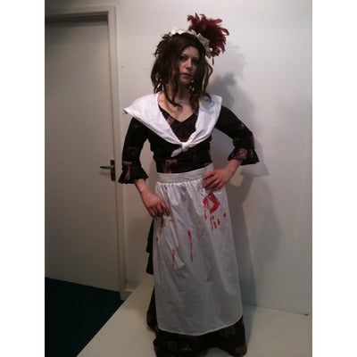 Mrs Sweeny Hire Costume - The Ultimate Party Shop