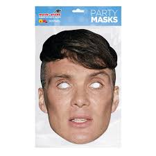 Cillain Murphy Face Mask - The Ultimate Party Shop