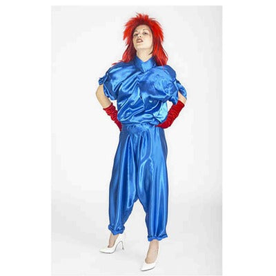 Toyah Wilcox Hire Costume - The Ultimate Party Shop