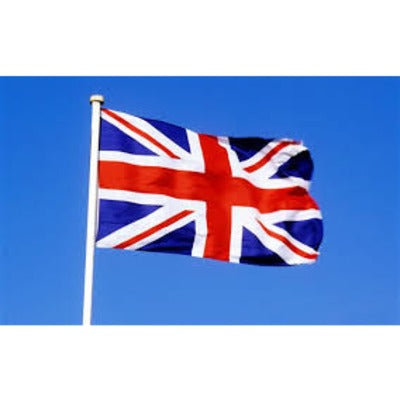 Union Jack Flag - 2x3 ft. - The Ultimate Balloon & Party Shop