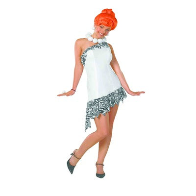 Wilma Flintstone Hire Costume - The Ultimate Party Shop