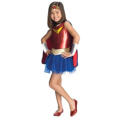 WonderWoman Children's Costume