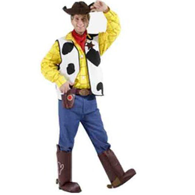 Woody - Toy Story Hire Costume - The Ultimate Party Shop