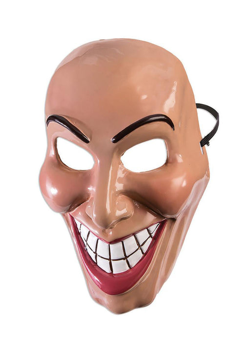 Evil Grin Mask (Purge) - Male - The Ultimate Party Shop