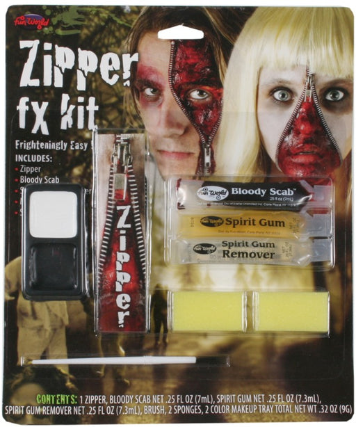 Zipper FX Make Up Kit