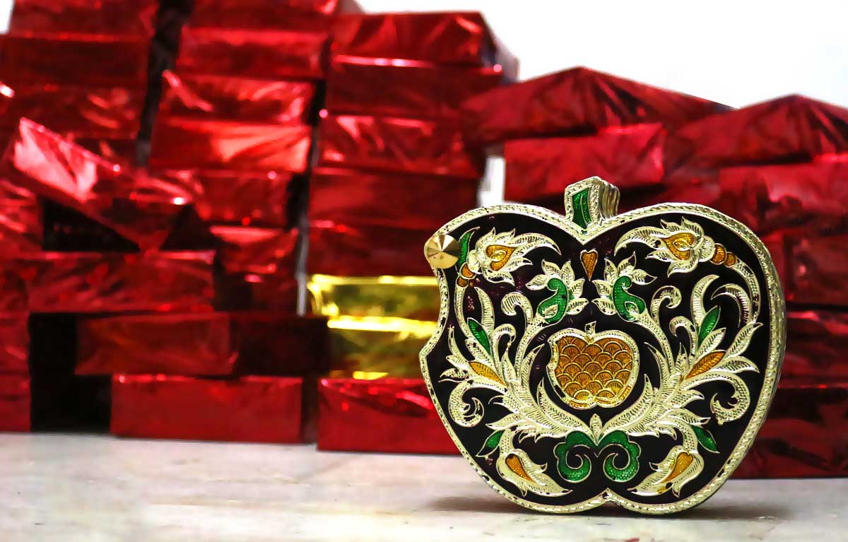 Wedding Return Gift Shops In Chennai: 350 Nos Bangle Holders As Return Gifts For A Wedding In