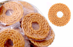 50 Kai Murukku - 5 rounds as Thamboolam snacks for House Warming