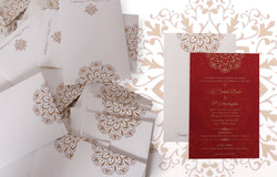 150 Simple and Elegant Wedding Invitations
