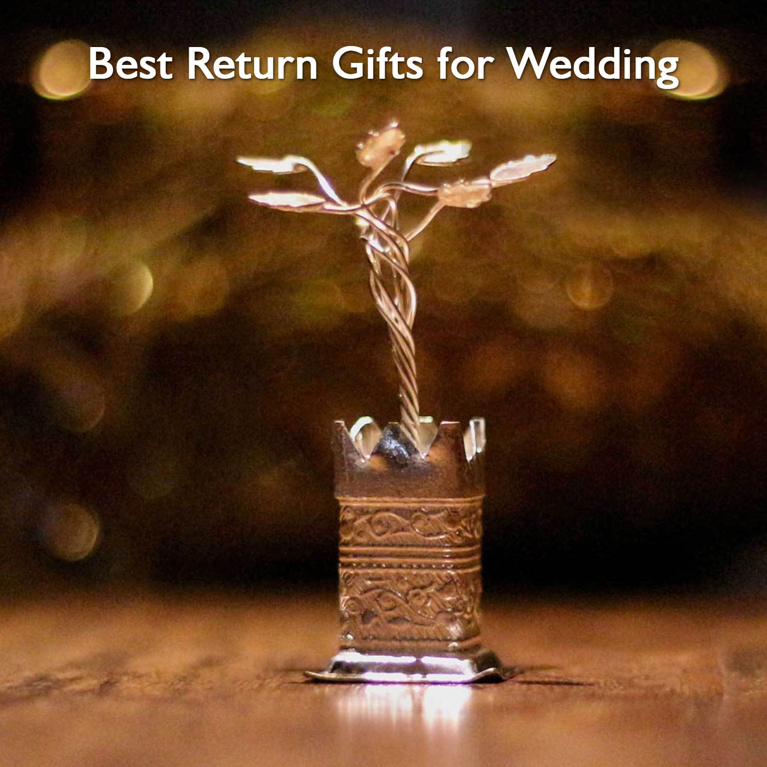 Wedding Return Gift Ideas: Wedding Return Gifts Online