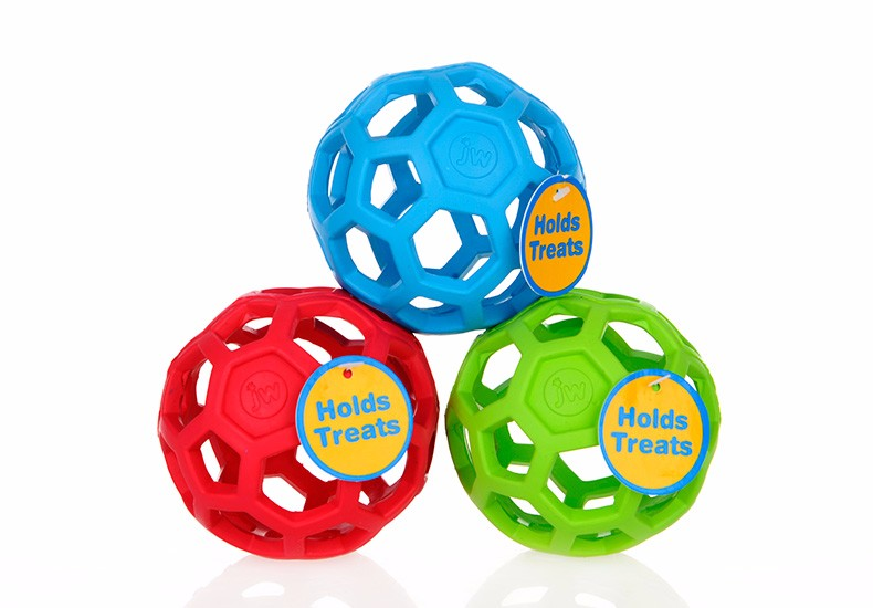 Bite Resistant Interactive Ball