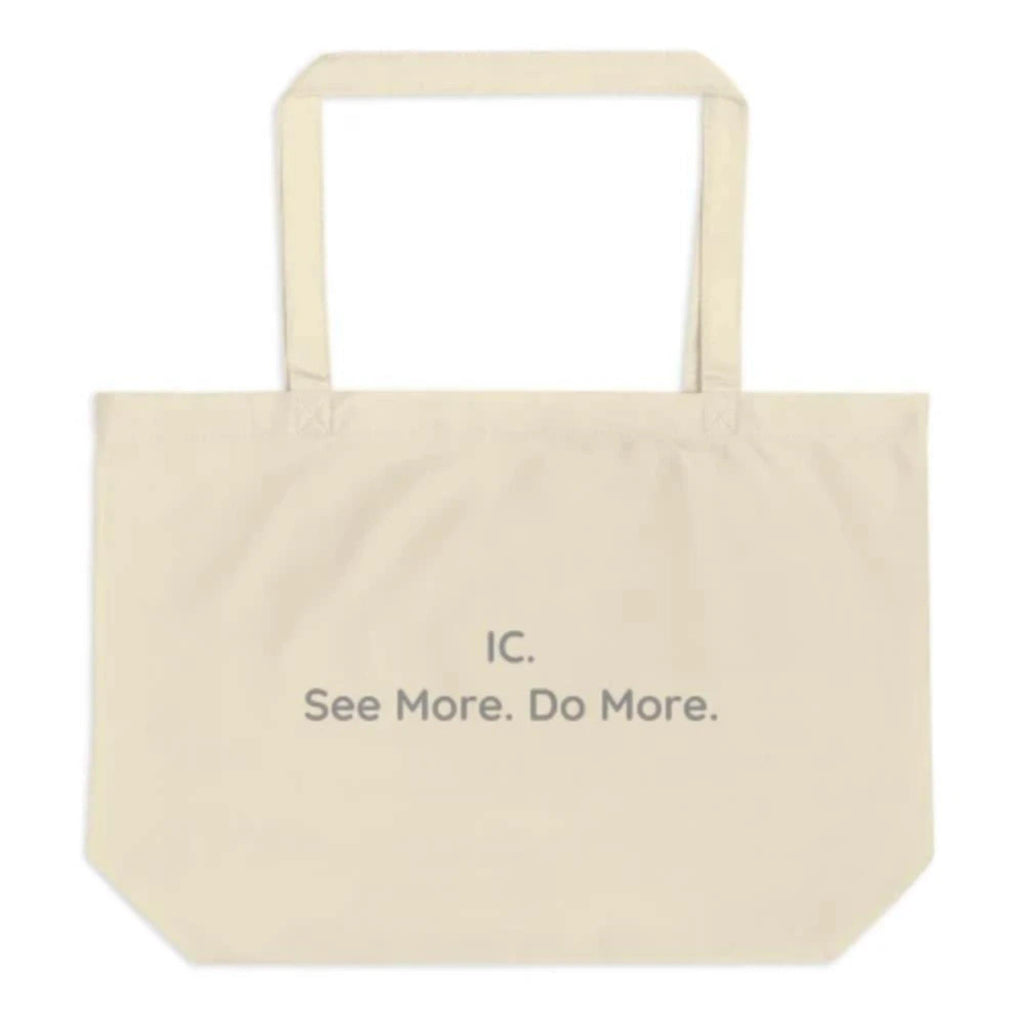 IC-Style Large Tote bag - [icinstyle]